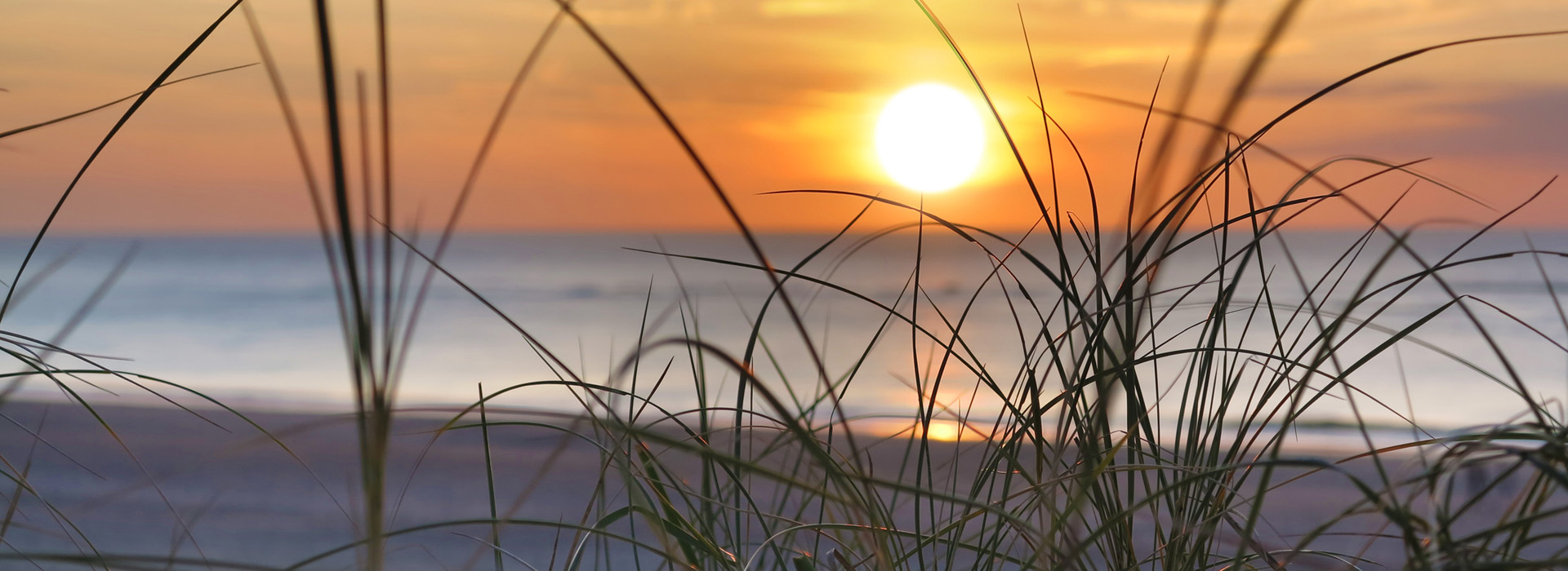 Foto Abendstimmung: Sonnenuntergang am Meer