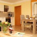 Foto: Ferienwohnung mit Küche