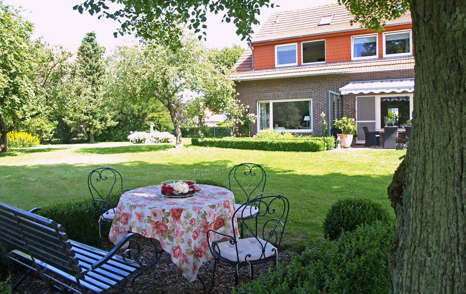 Foto: Pension Haus und Garten